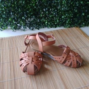 Toddler Girl's  Sandals. Flato Sandals
